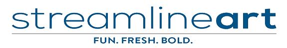 streamline art logo