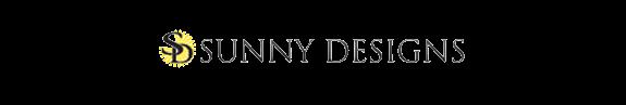 sunny design logo